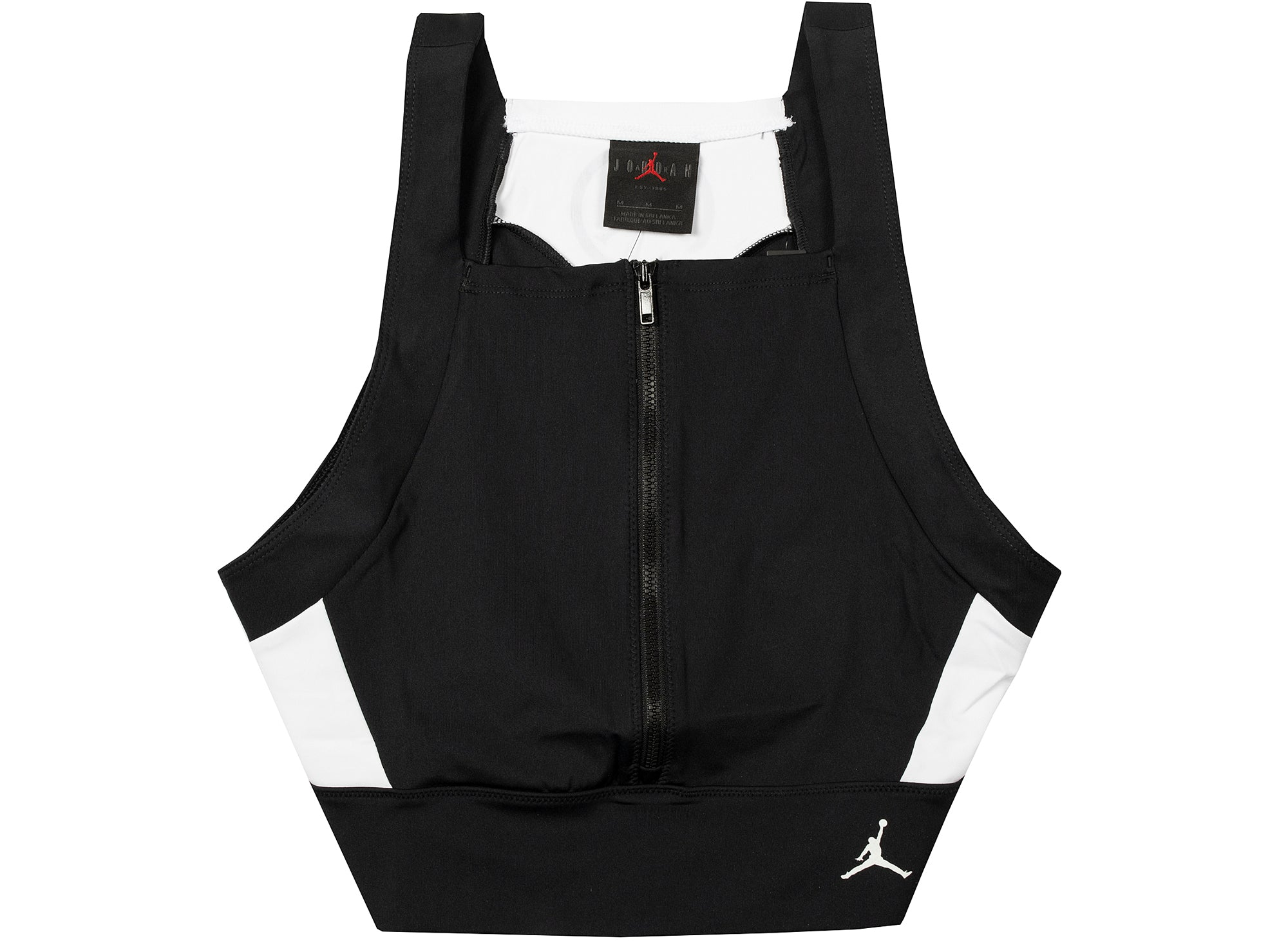 Women's Jordan 'Moto' Crop Top