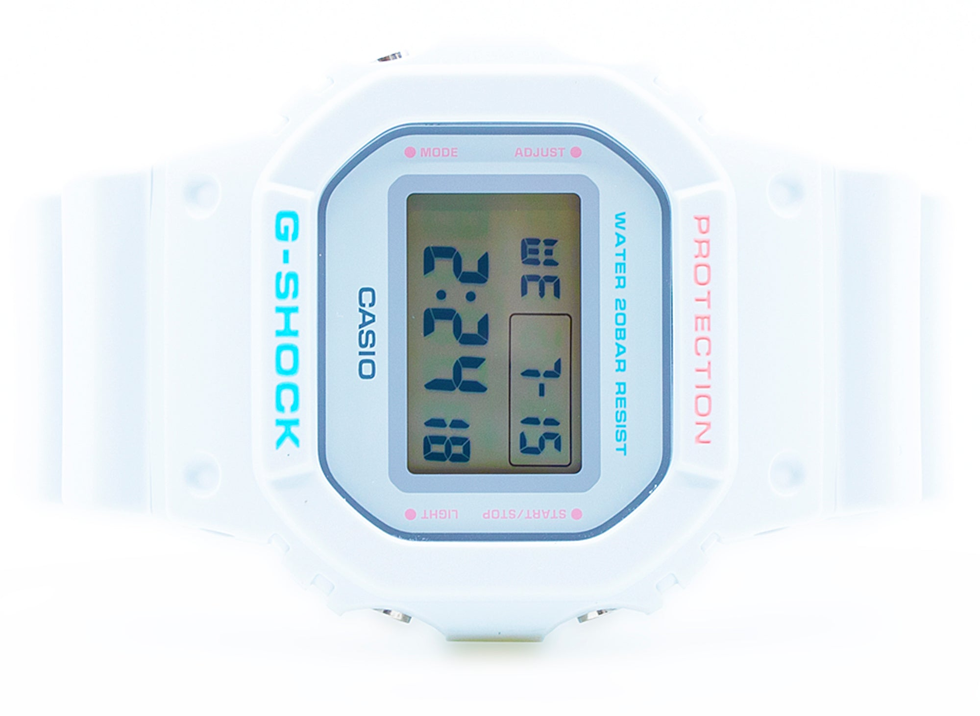 Casio G-SHOCK Digital DW5600SC-8 Men's Watch