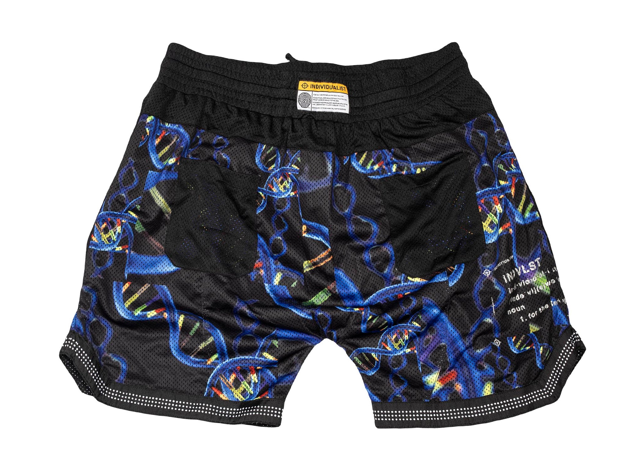 INDVLST DNA Men's Shorts 'Black'