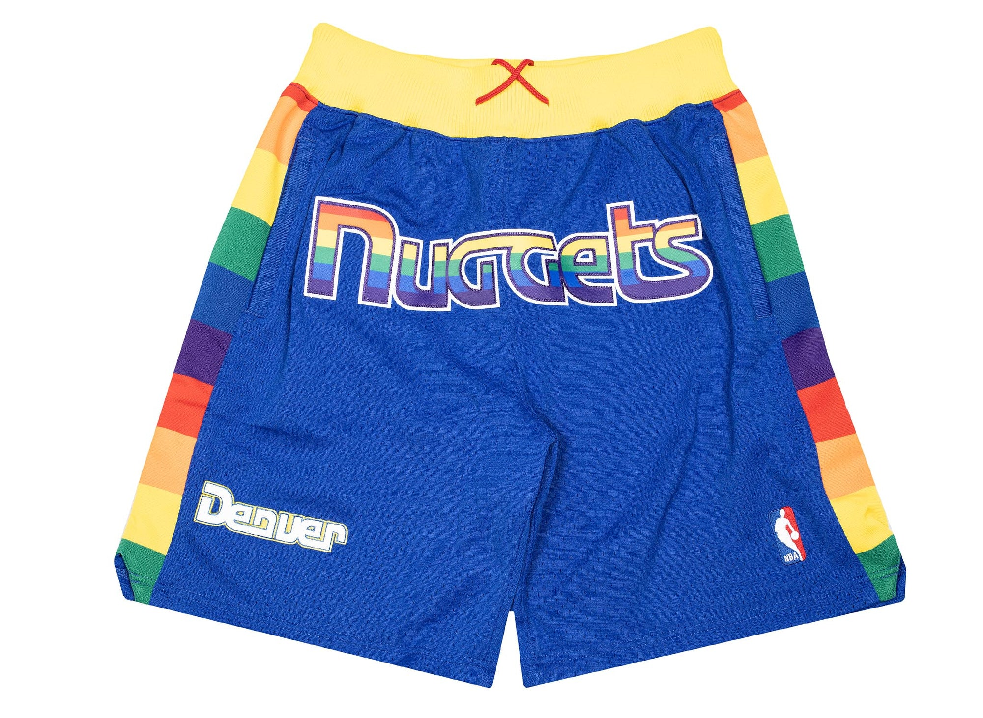 JUST DON SHORTS NUGGETS  91-92