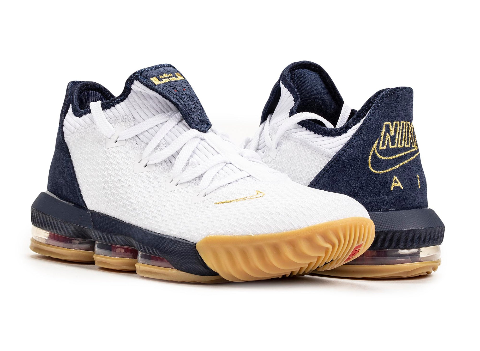 new style b405a d4c0d Nike LeBron 16 Low 'Team USA'