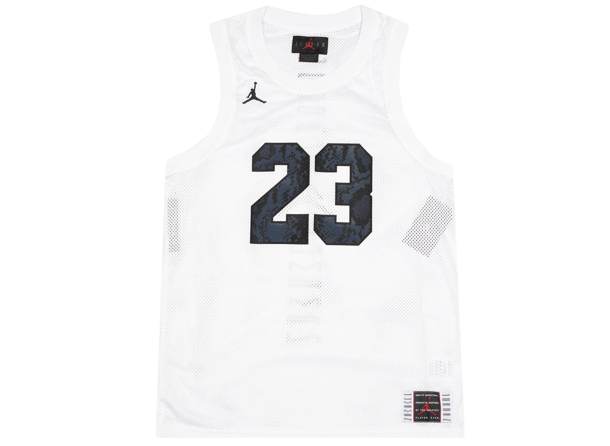 finest selection 08d0f 68f20 AIR JORDAN LEGACY AJ11 SNAKESKIN JERSEY - Oneness Boutique