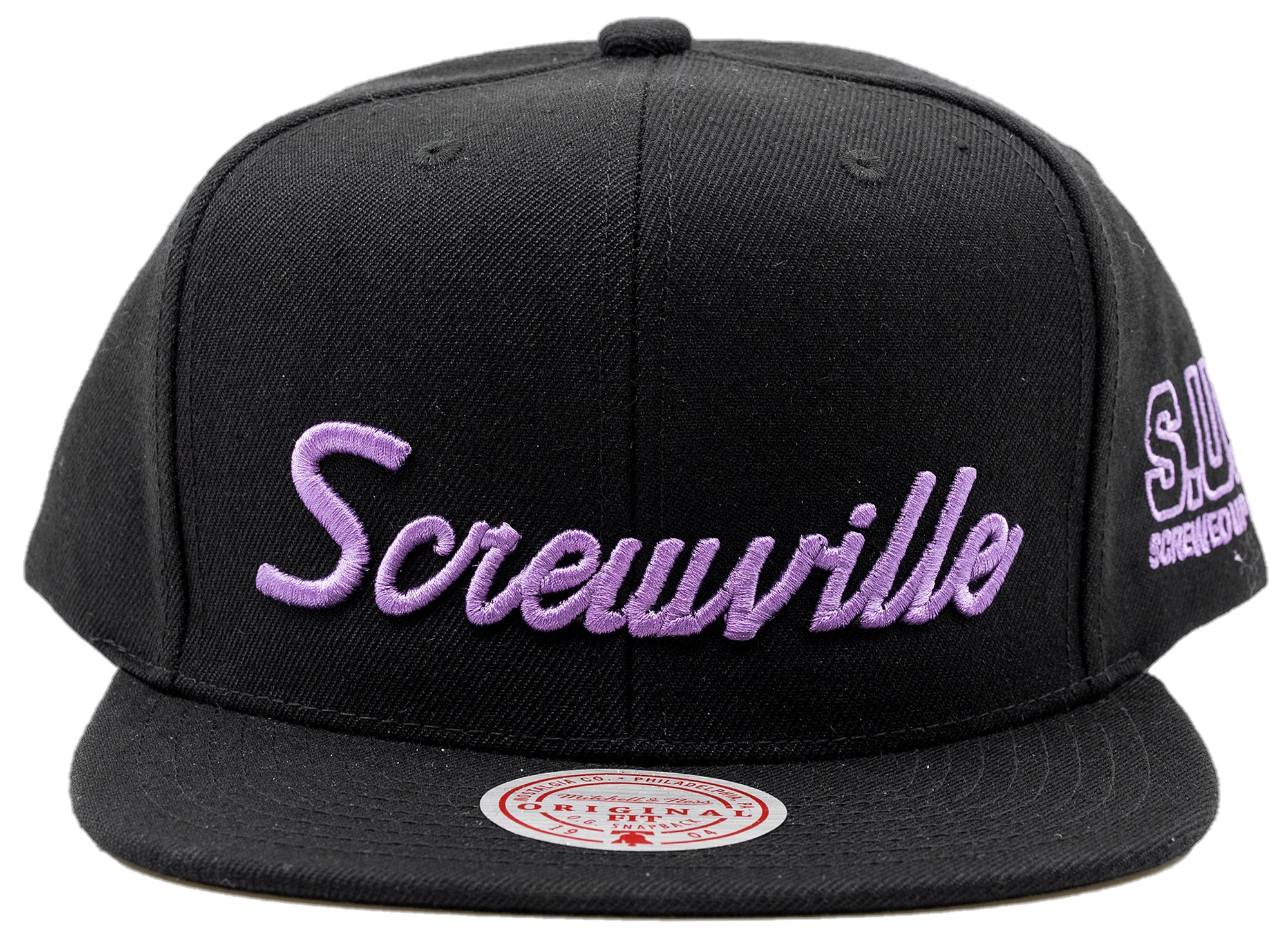 Mitchell & Ness Screwville Screwed Up Click Collab xld