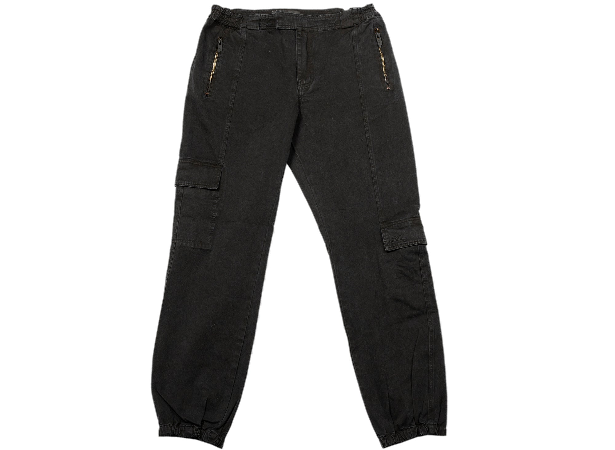 A-COLD-WALL* Memory Cargo Pants in Black xld