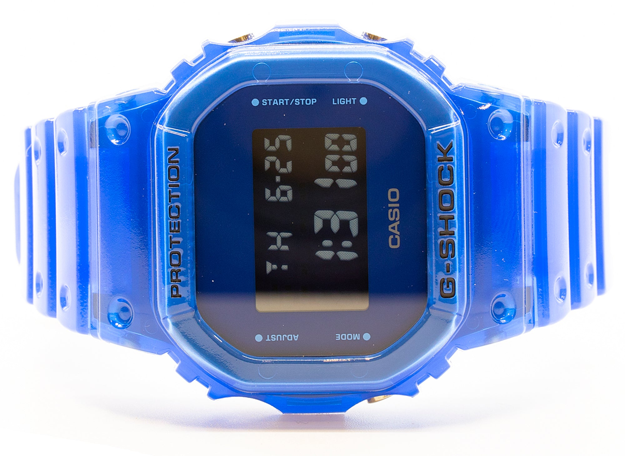 Casio G-Shock DW5600Sb-2 in Blue