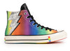 Converse Chuck 70 High '50th Anniversary of Pride' - Shimmering Rainbow