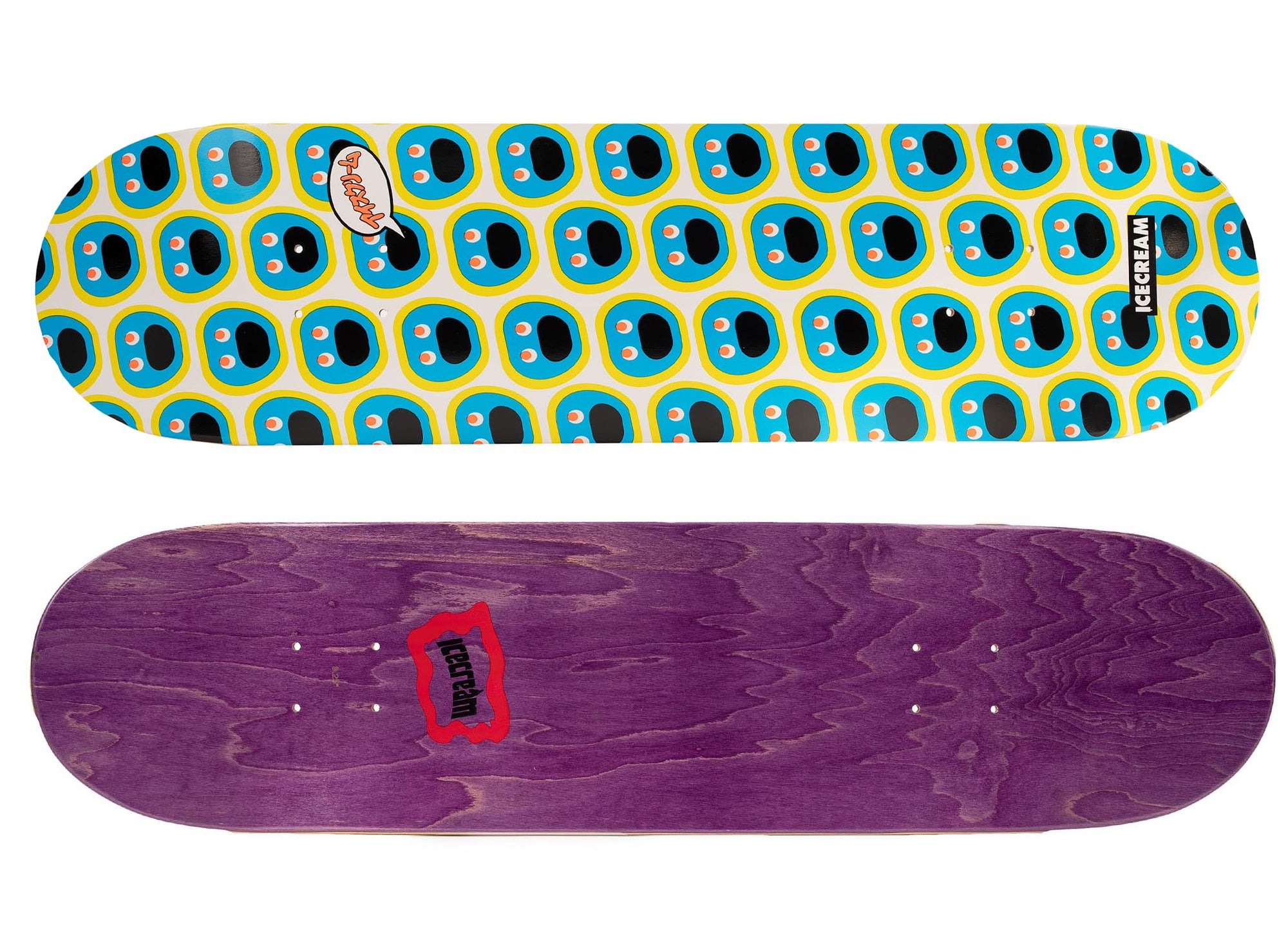 ICE CREAM SKATE DECK
