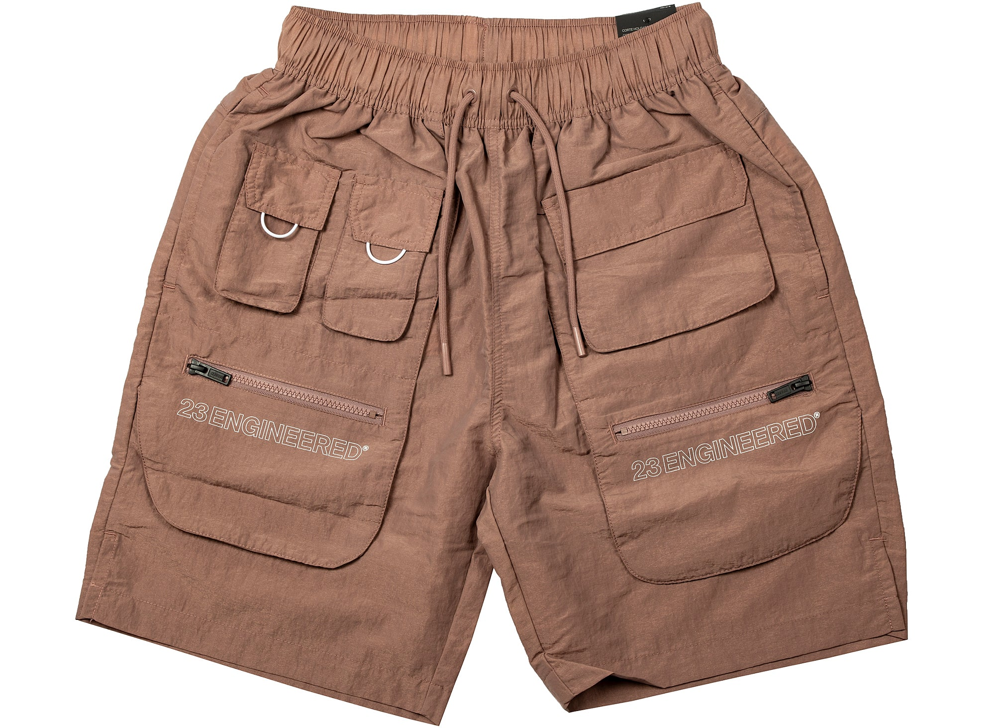 Jordan 23 Engineered Utility Shorts in Mauve xld
