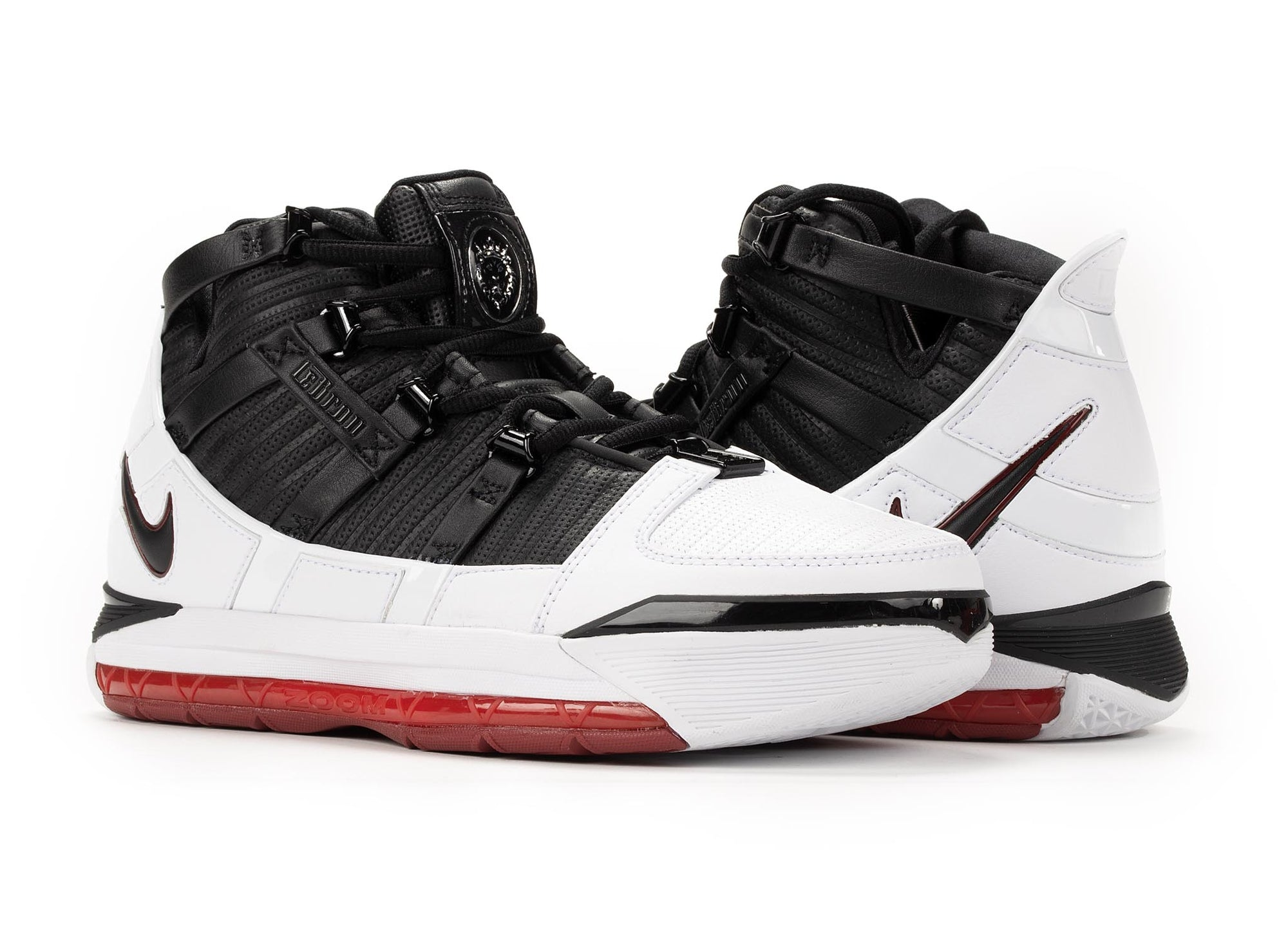 outlet store 3473b c0bc0 Nike Zoom LeBron 3 QS  Home