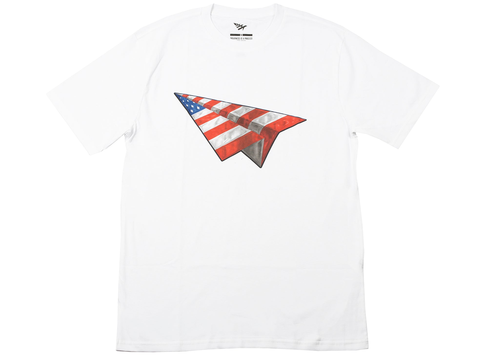 Paper Planes American Dream Bevel Tee XLD