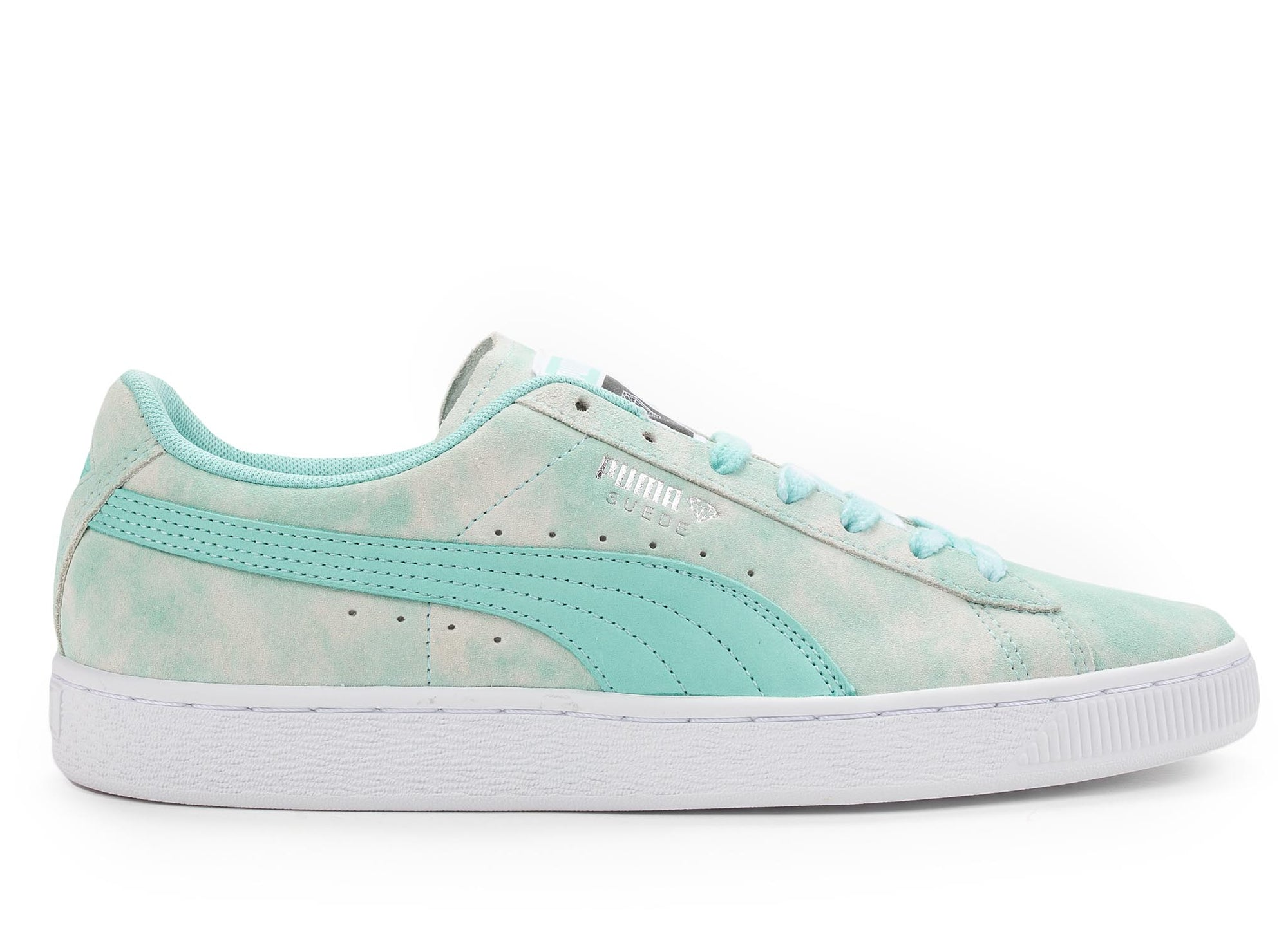 PUMA suede diamond supply