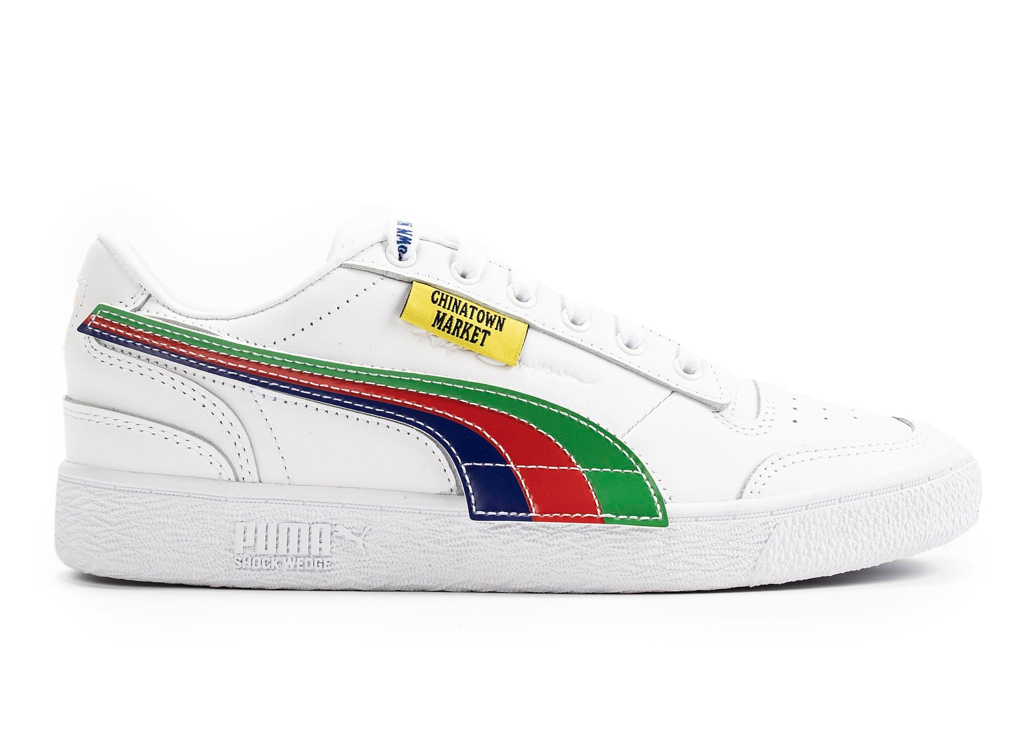 Puma Ralph Sampson Low x Chinatown Market 'White'