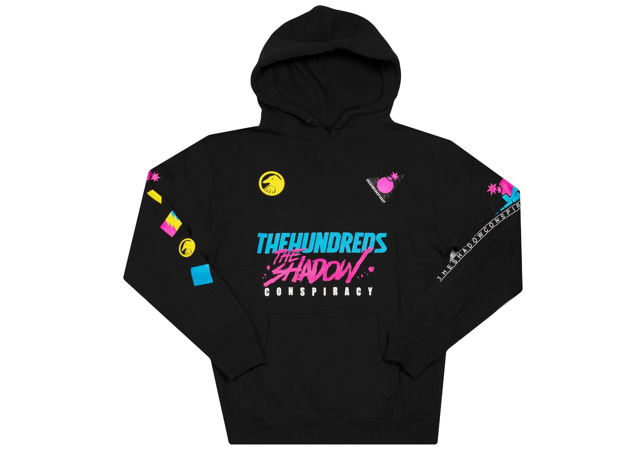 The Hundreds X The Shadow PULLOVER HOODIE