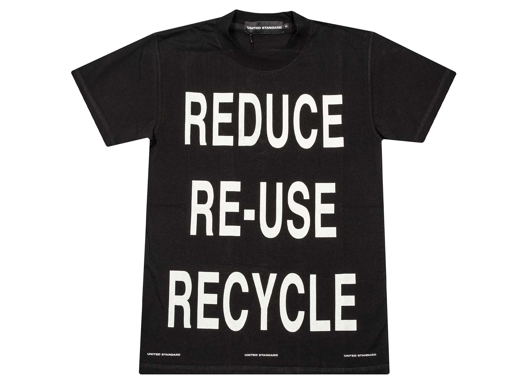 United Standard Virgil Recycle T-Shirt