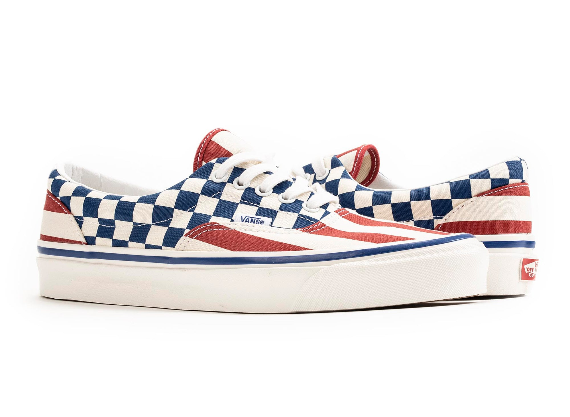 VANS Anaheim Factory ERA 95 DX 'Fourth of July Pack'