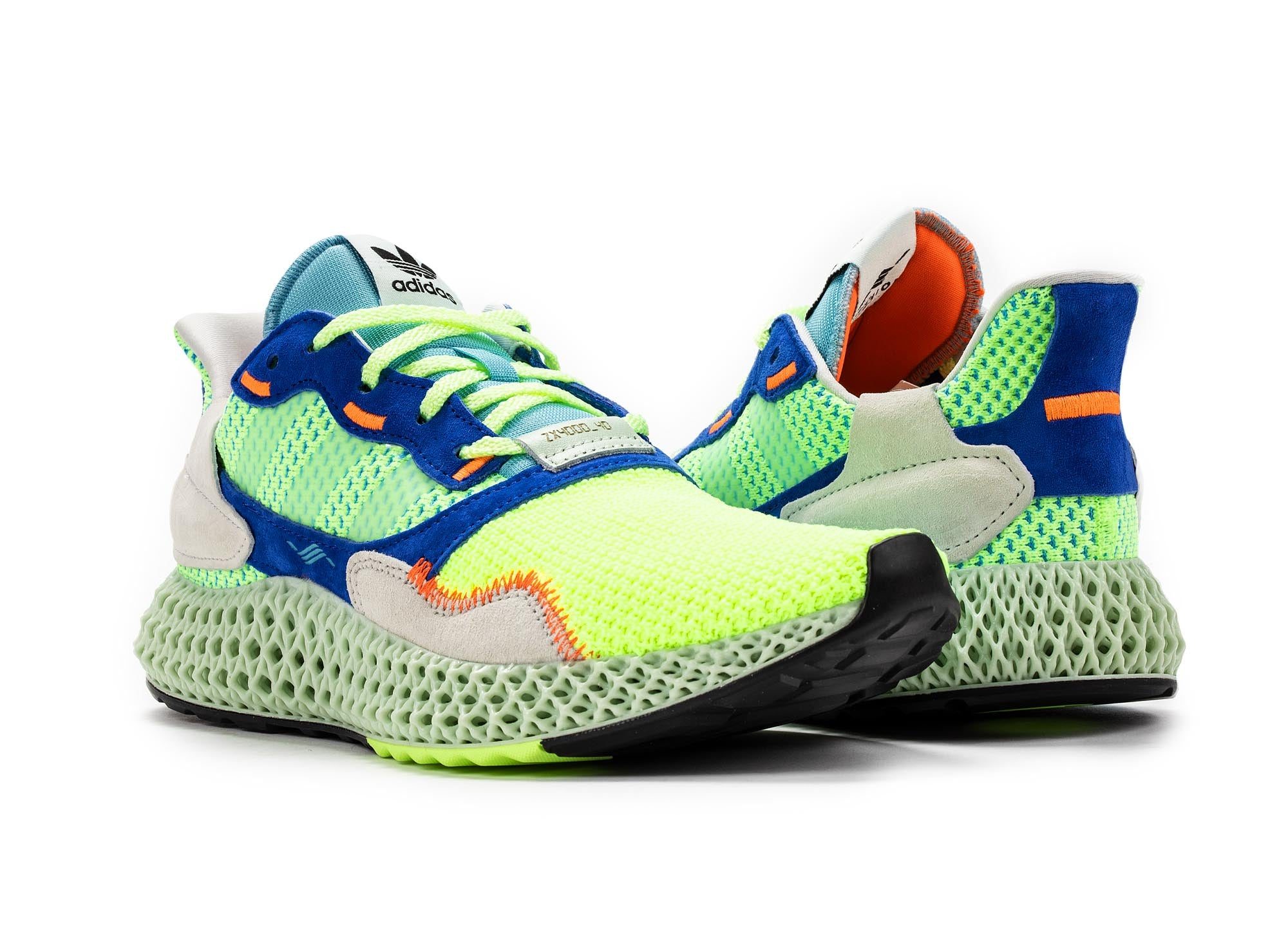 adidas ZX 4000 4D 'Easy Mint' - Oneness