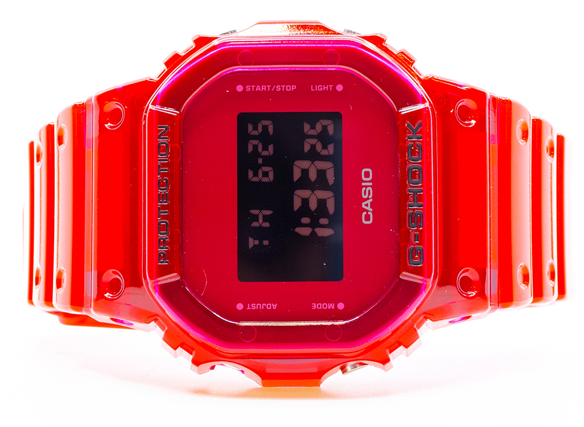 Casio G-Shock DW5600SB-4 in Magenta xld