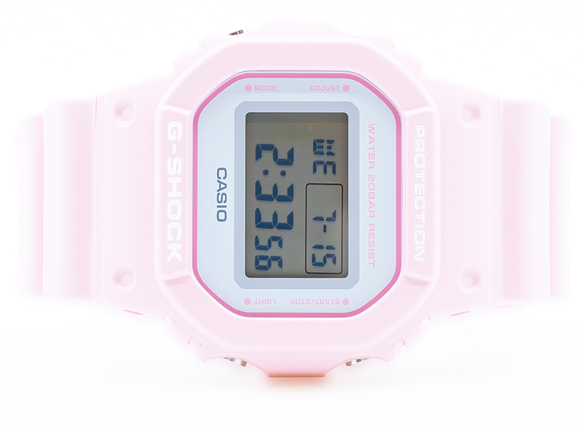 Casio G-SHOCK Digital DW5600SC-4 Men's Watch