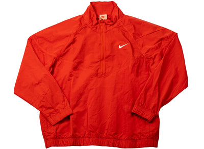 Nike x Stüssy Windrunner Jacket in Red xld