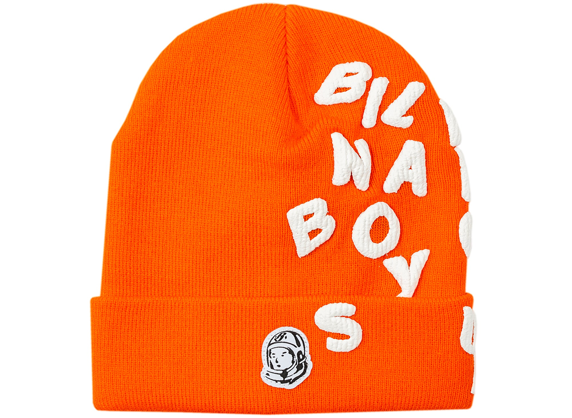 BBC Skully Beanie in Orange