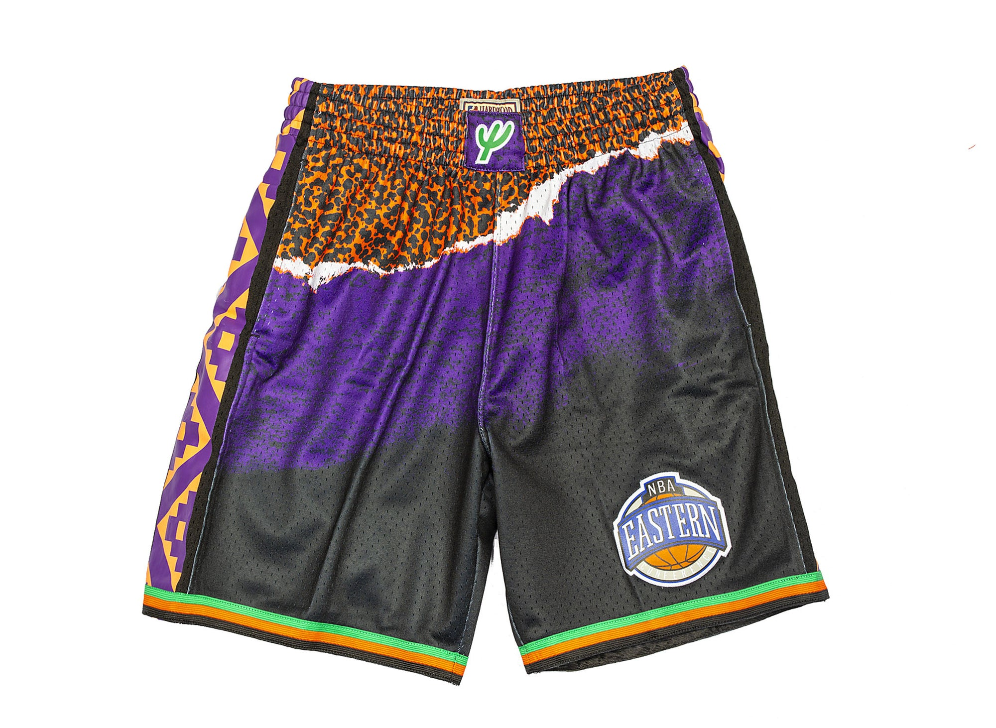 MITCHELL & NESS NBA SUBLIMATED SWINGMAN SHORTS ALL STAR EAST 95