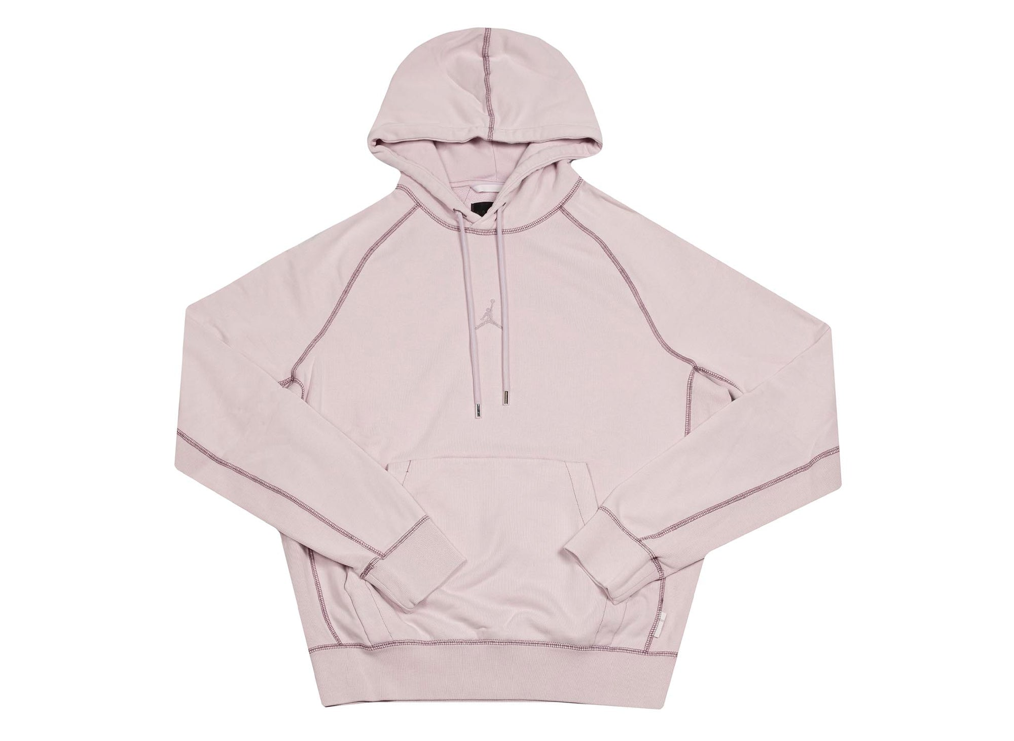 M J WINGS WASH FLC PULLOVER ICED LILAC