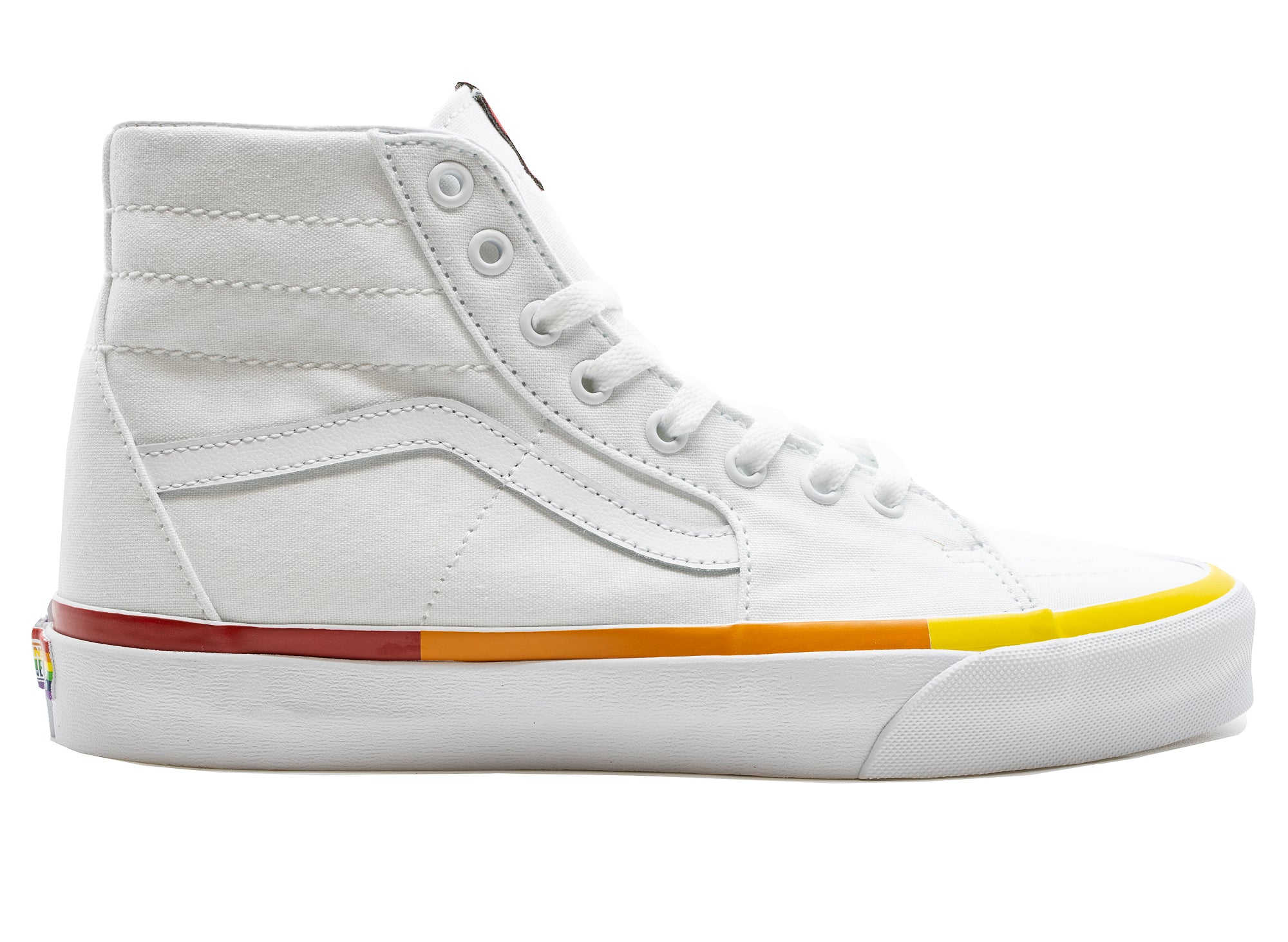 Vans UA Sk8-Hi Tapered 'Rainbow Foxing'