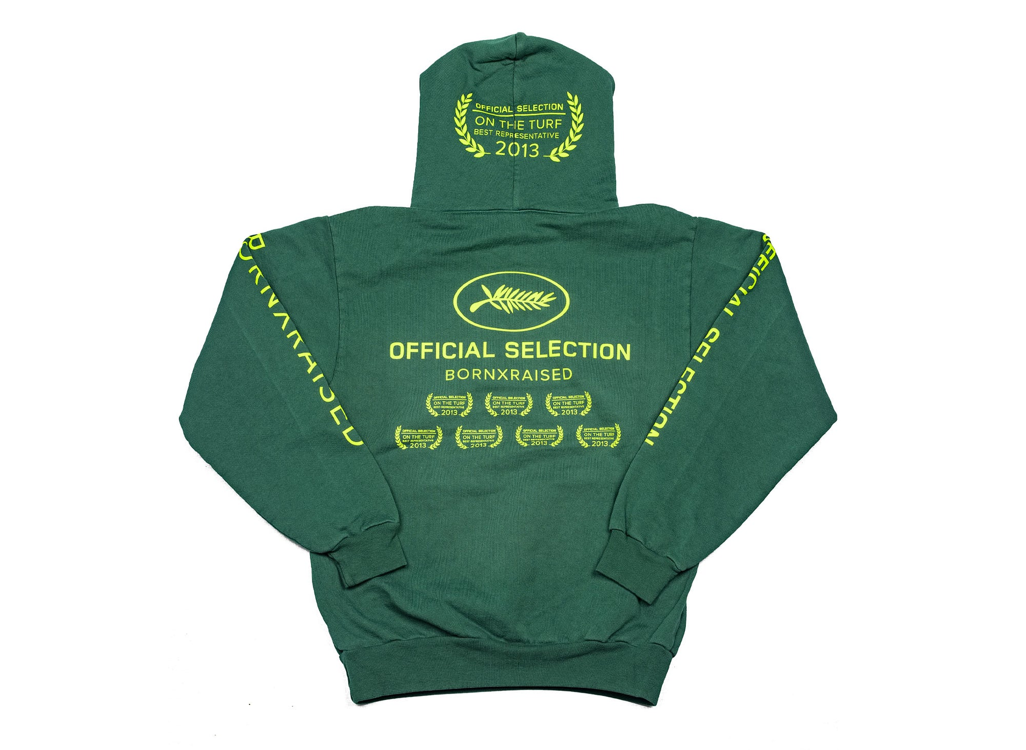 BORN x RAISED OFFICIAL SELECTION HOODIE