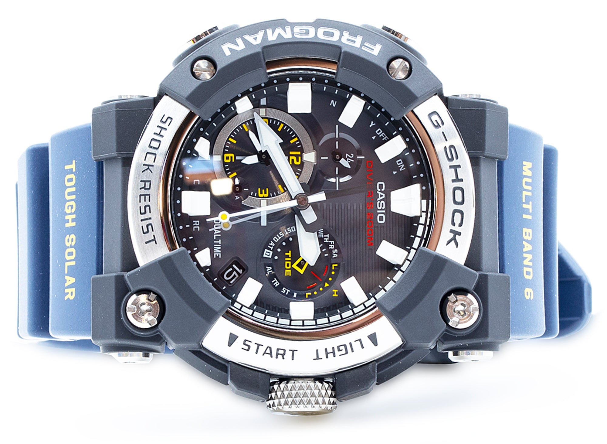 G-SHOCK Master Of G GWFA1000-1A2 Men's Watch