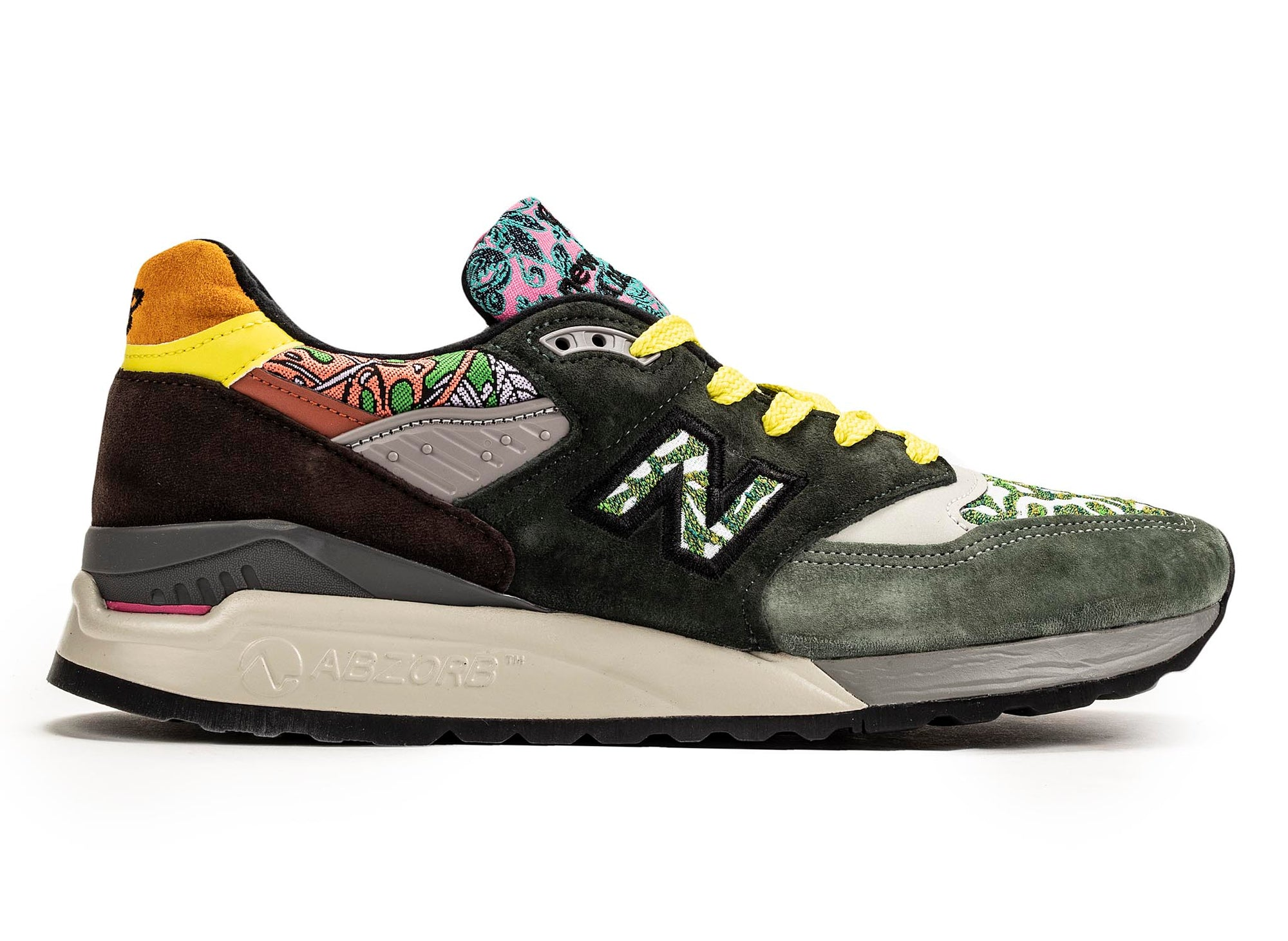 New Balance Men's M998AWK