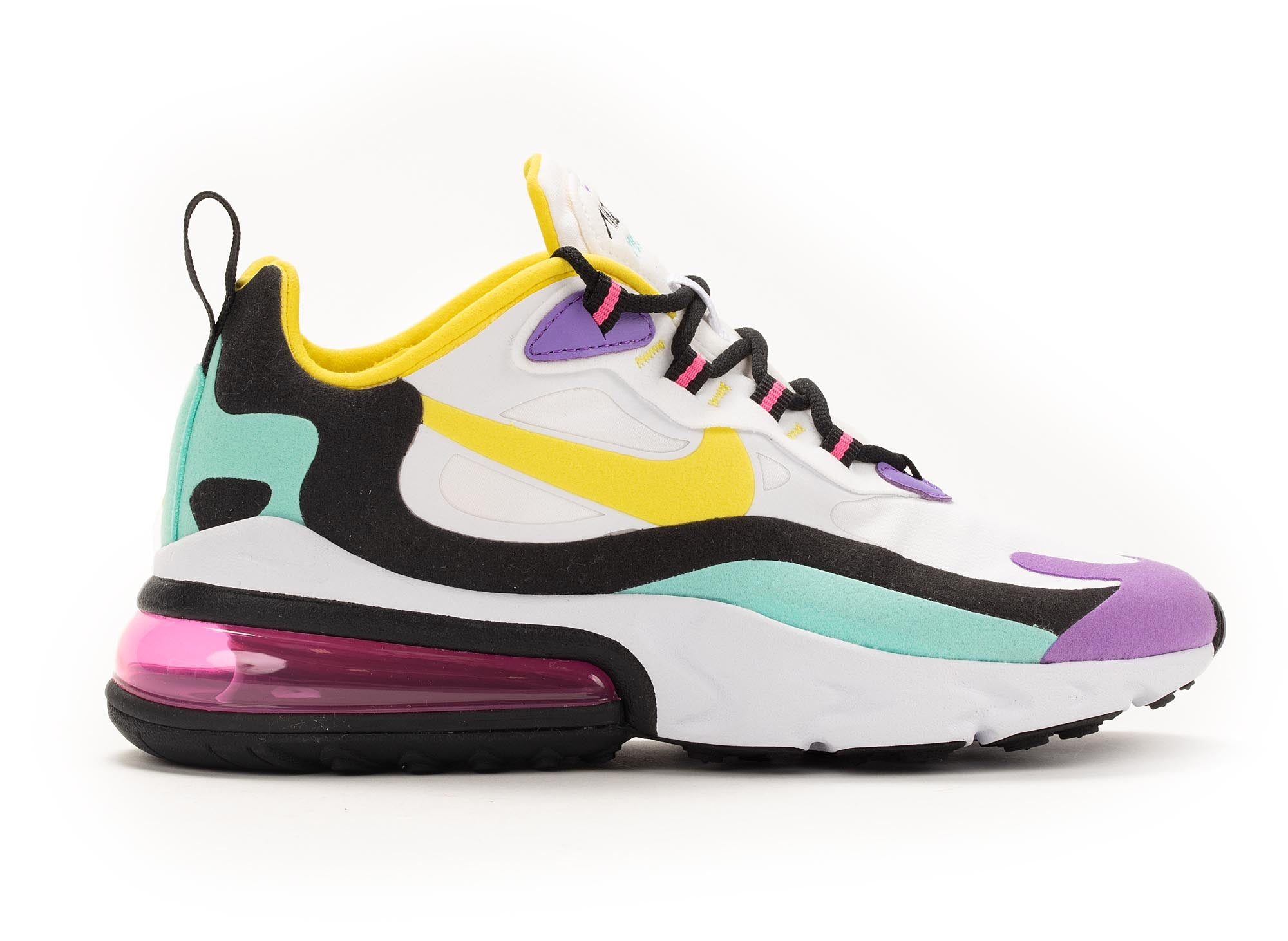 Women's Nike Air Max 270 React 'Bright Violet'
