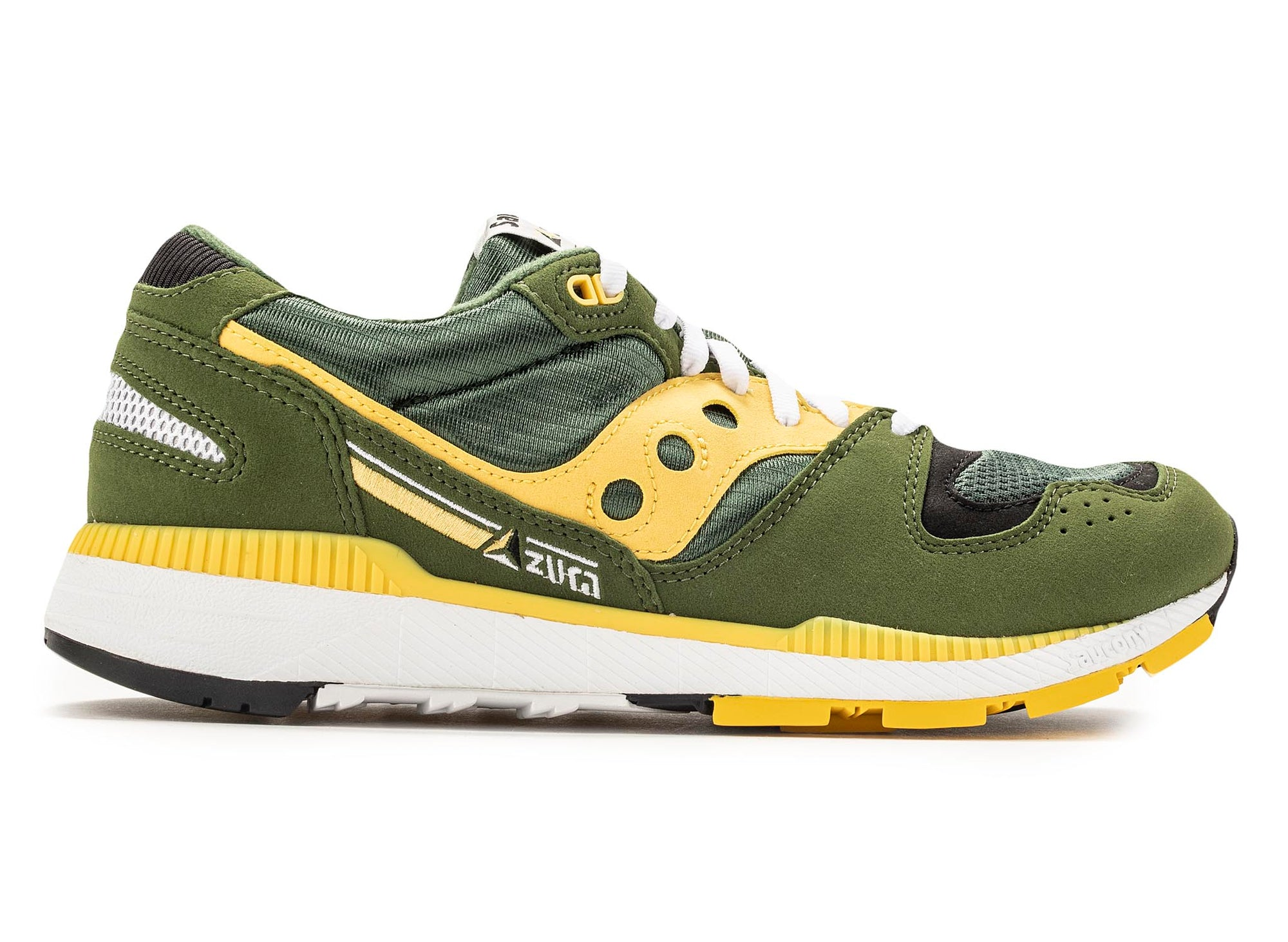 Saucony Azura 'Green/Yellow'