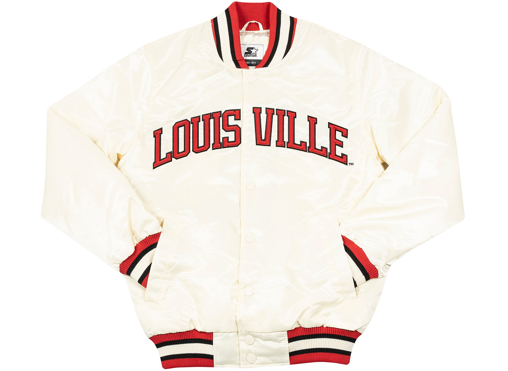 Starter x Oneness Vintage Rivals Pack - University of Louisville Jacket