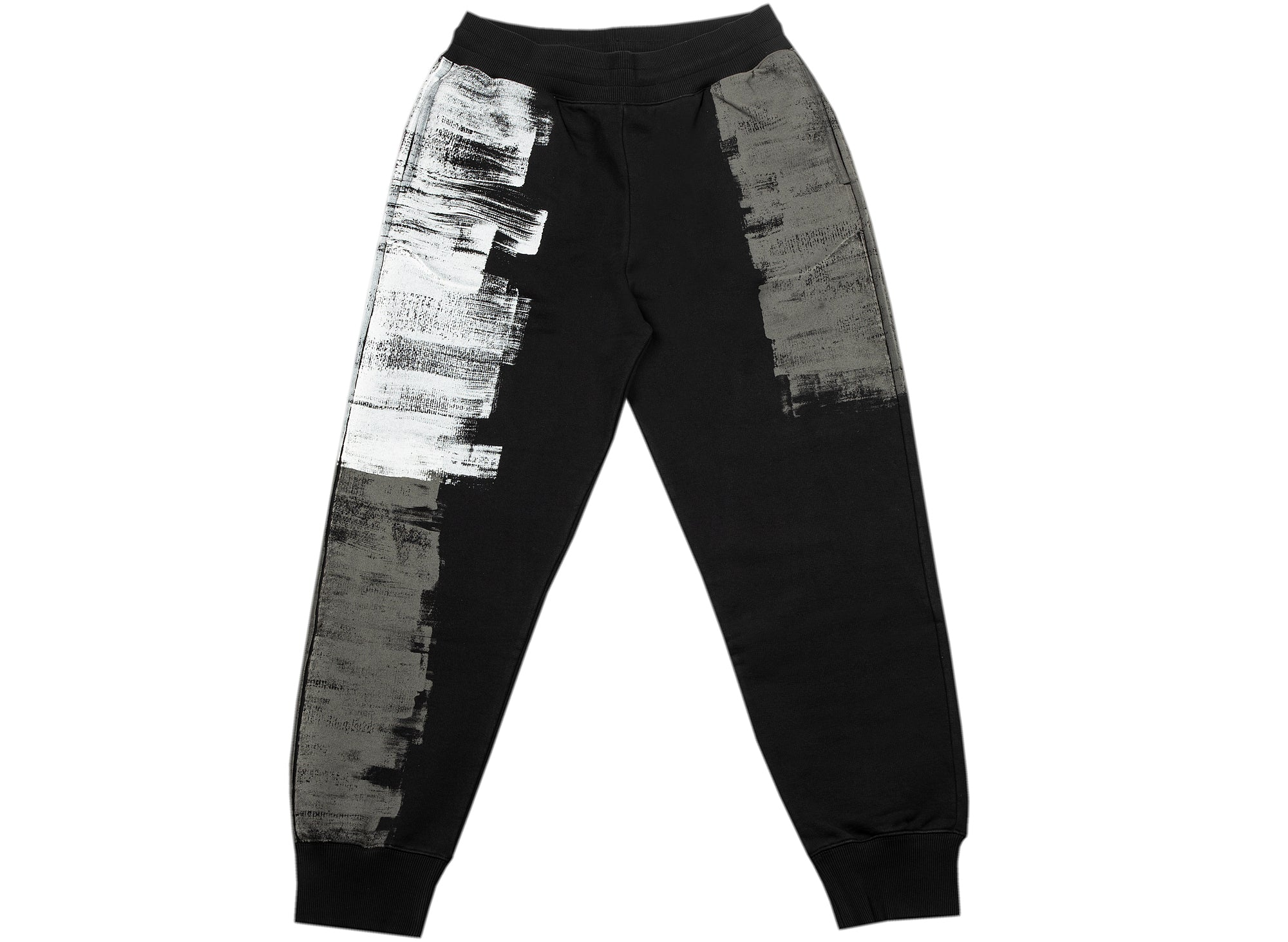 A-COLD-WALL* Brush Stroke Sweatpants in Black xld