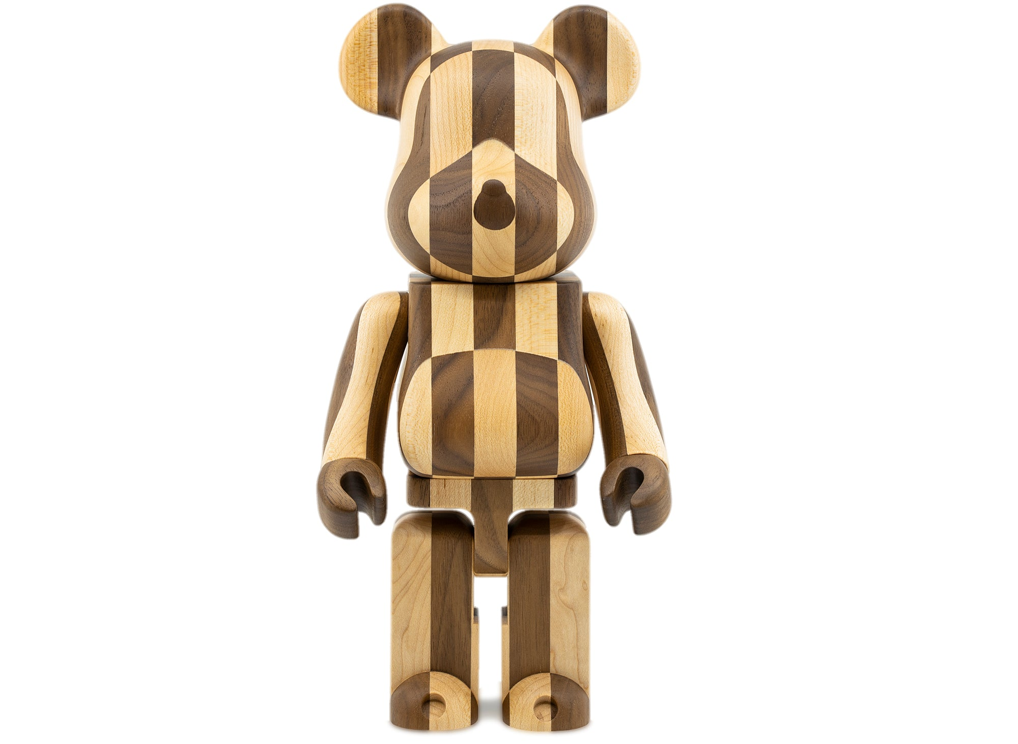 Medicom Toy BE@RBRICK Karimoku Longitudinal Chess 400% xld