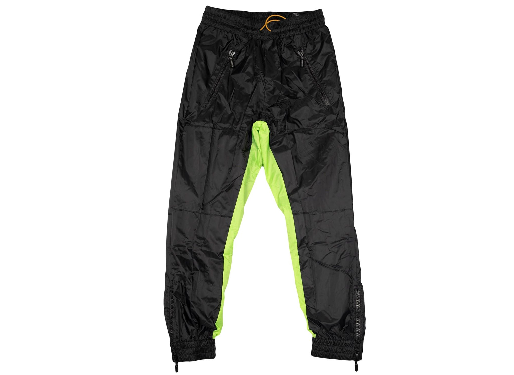 Rhude Flight Suit Pants 'Black/Neon'
