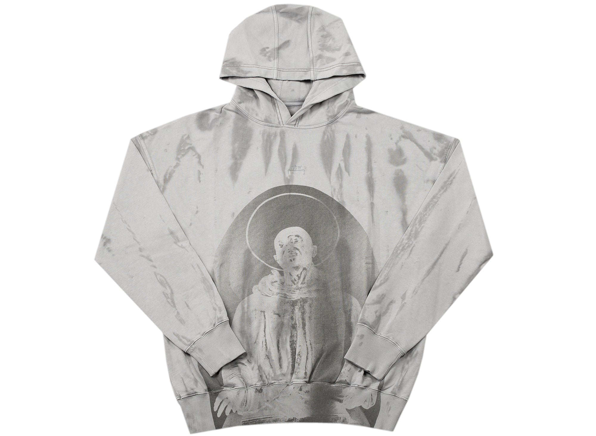 A-COLD-WALL* Overdyed Print Hoodie xld