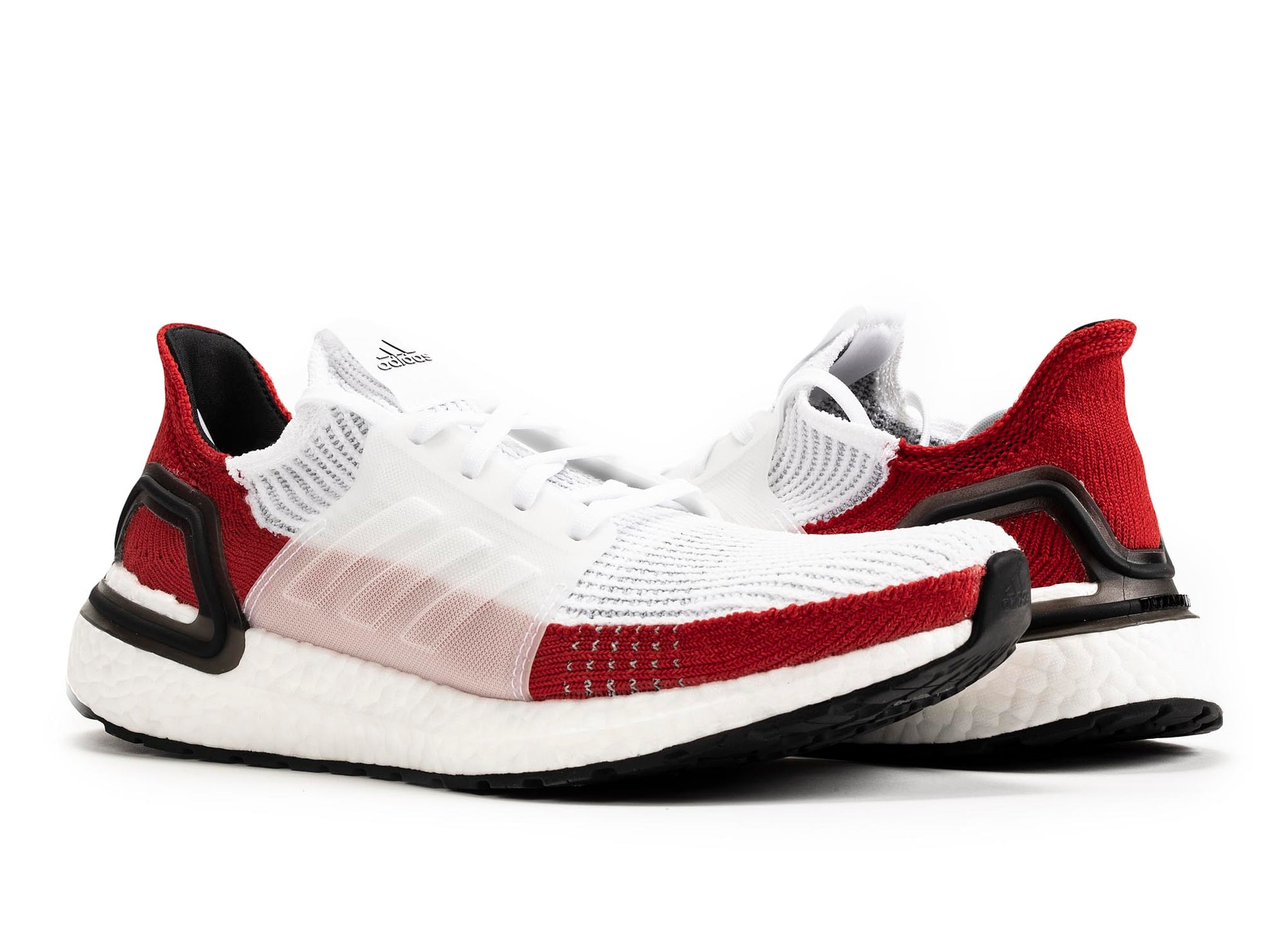 brand new 61ed0 48ba5 Adidas Ultraboost 19 'Red/White'