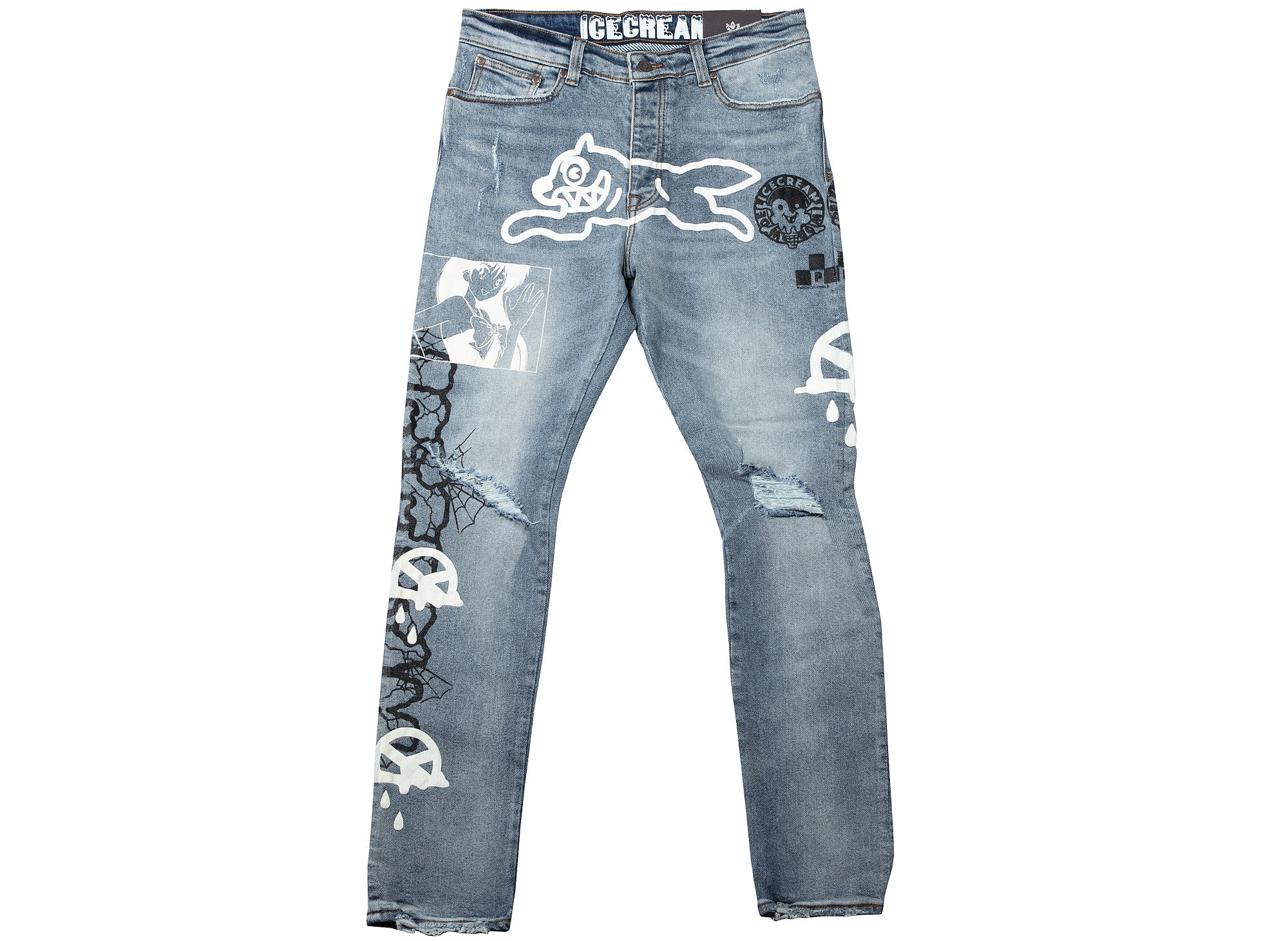 Ice Cream Guess Jeans xld