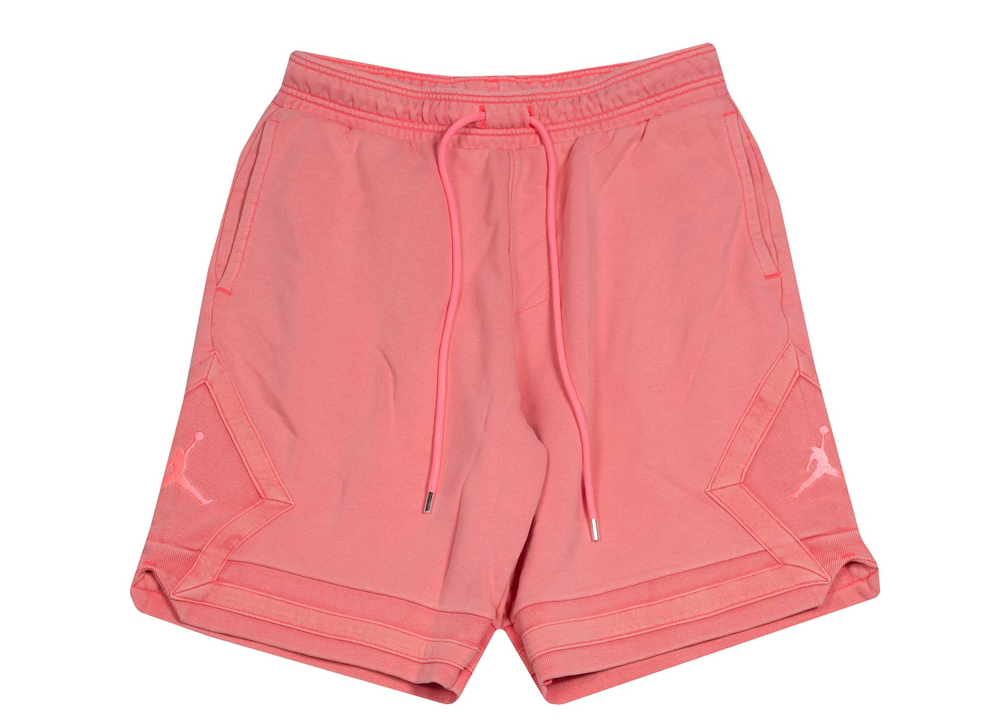 M J WINGS WASH FLC SHORT DIGITAL PINK