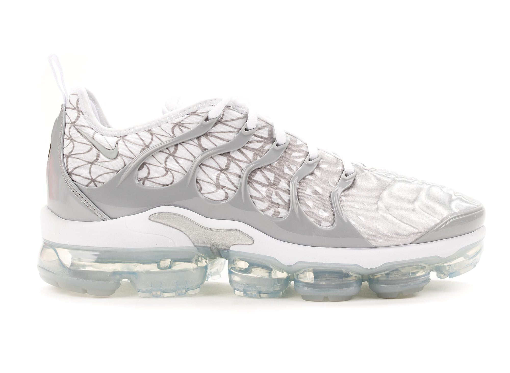 Nike Air Vapormax Plus 'Silver White'