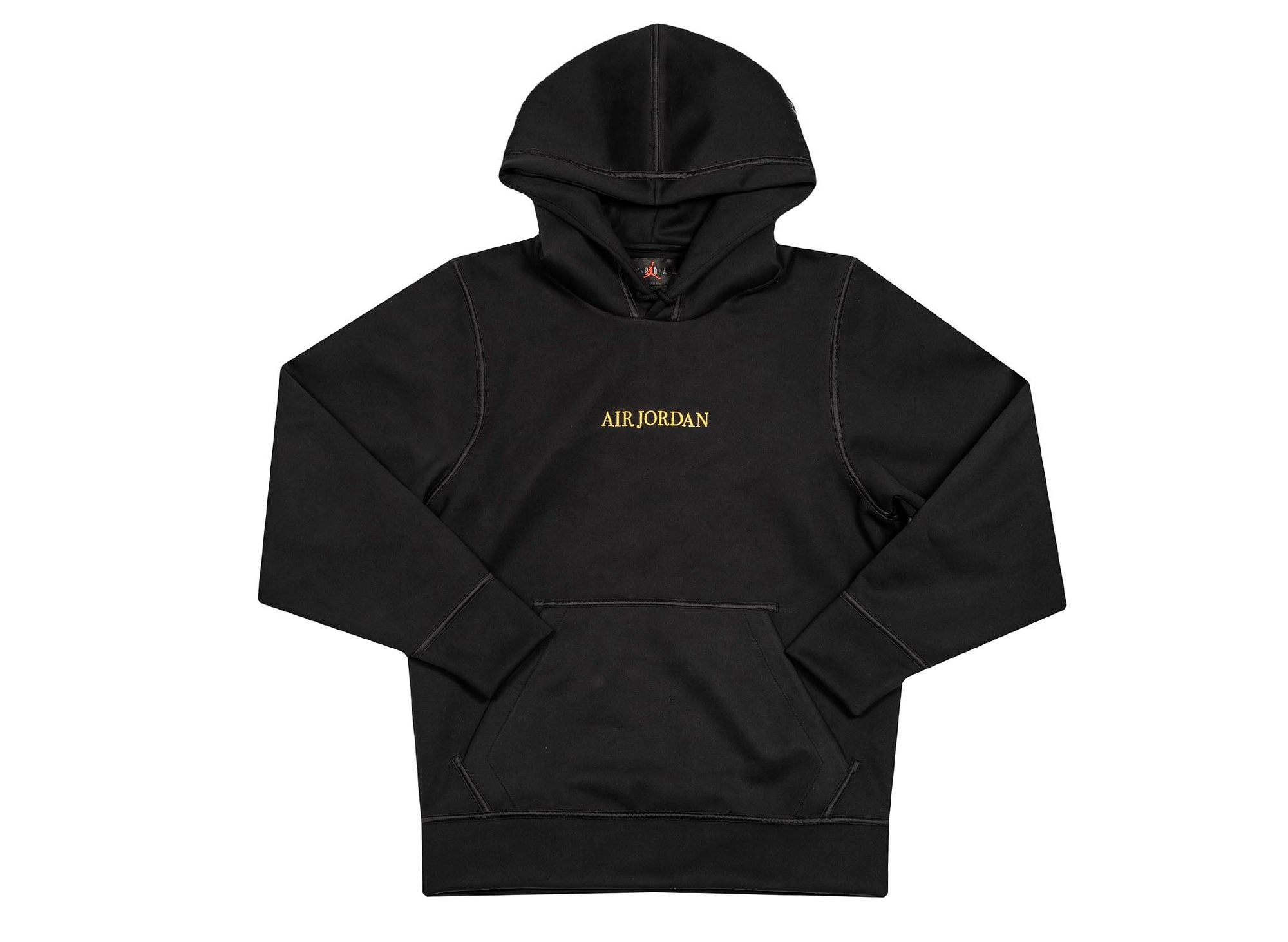 Air Jordan MJ Remastered Pullover Hoodie in Black