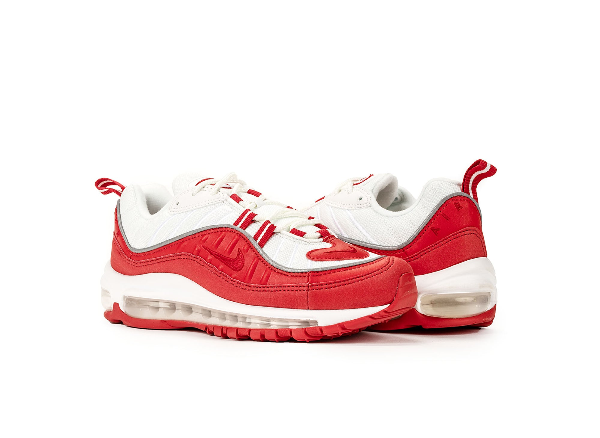 new style 03ccd 23a7d Nike Air Max 98 GS - University Red