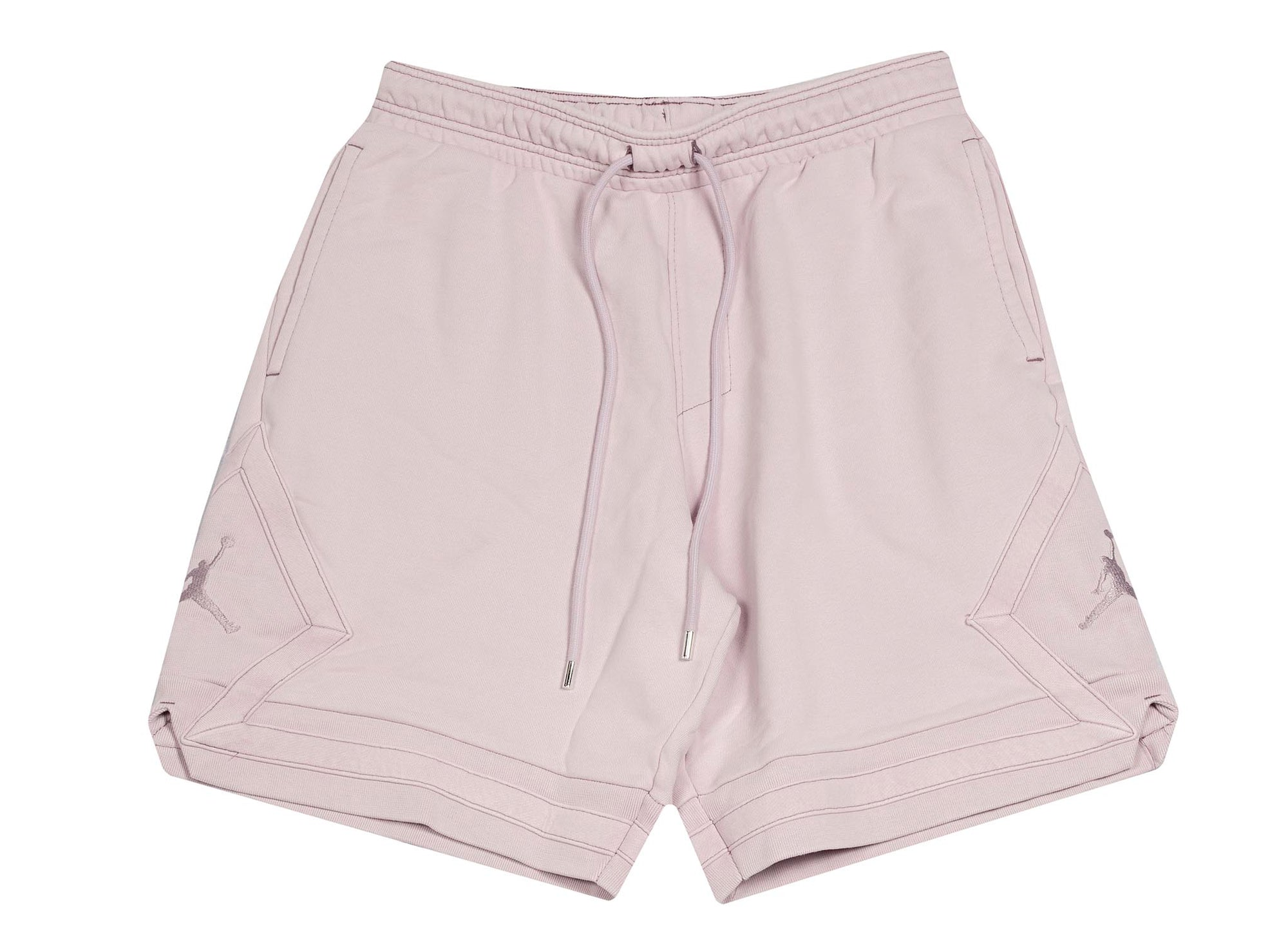 M J WINGS WASH FLC SHORT ICED LILAC