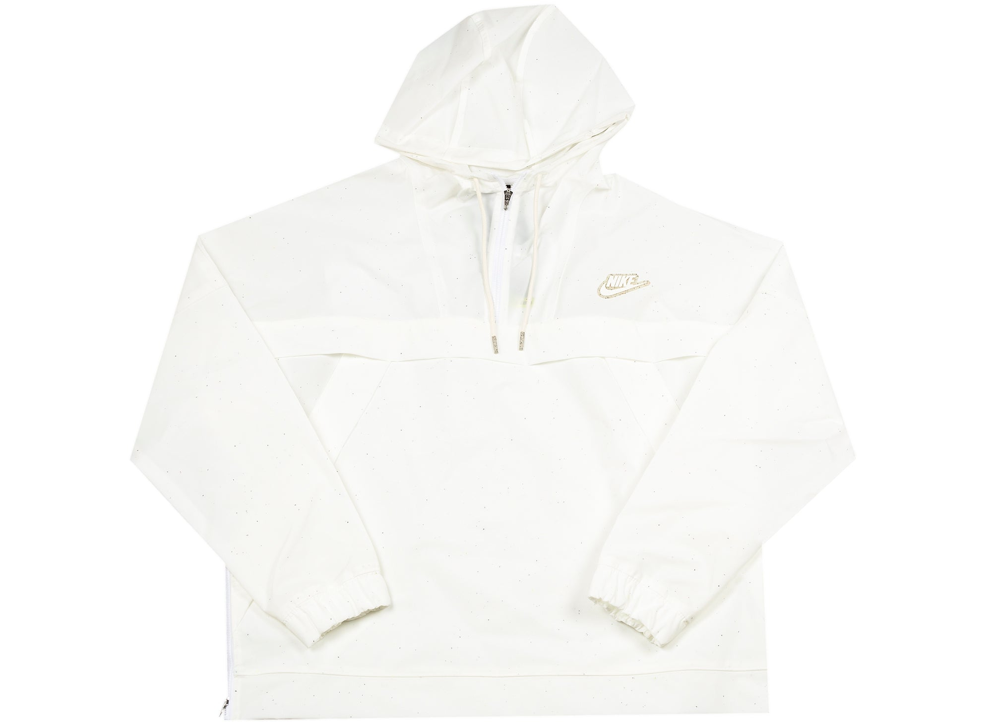 Women's Nike Sportswear Anorak Jacket in White xld