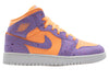 Air Jordan 1 Mid SE GS 'Atomic Pulse'