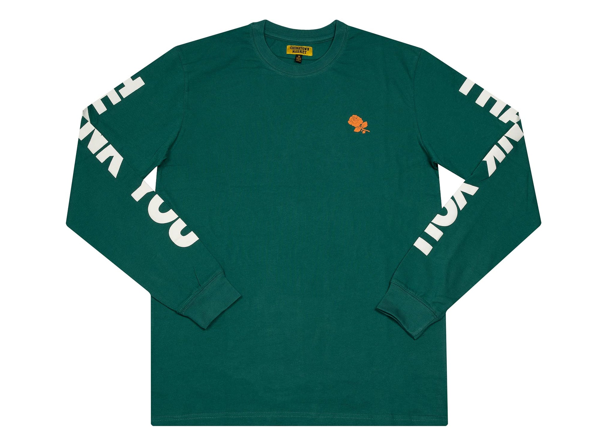 CHINATOWN MARKET THANK YOU LONGSLEEVE  TEE