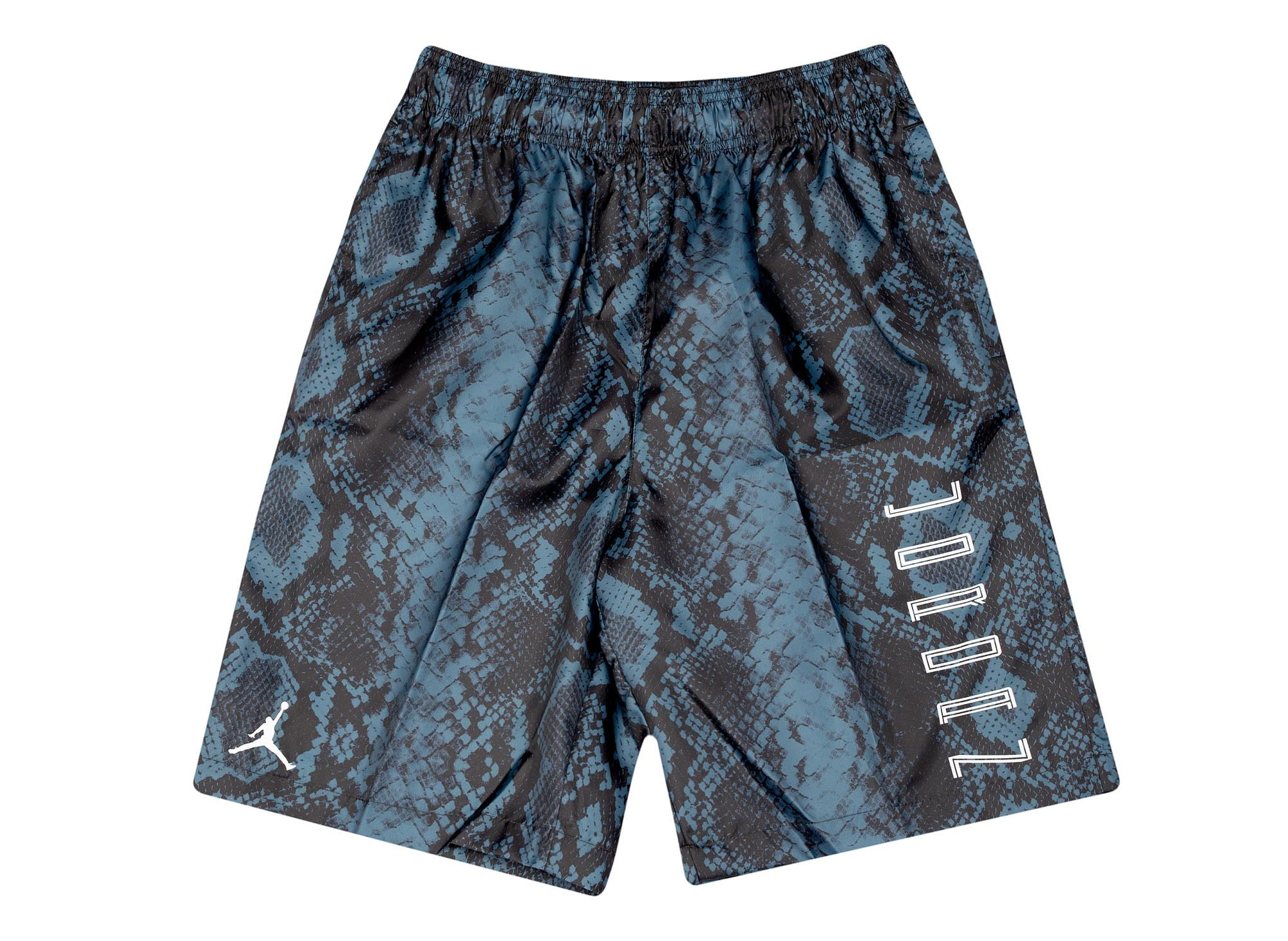 Air Jordan 11 Snakeskin Short 'Blue'