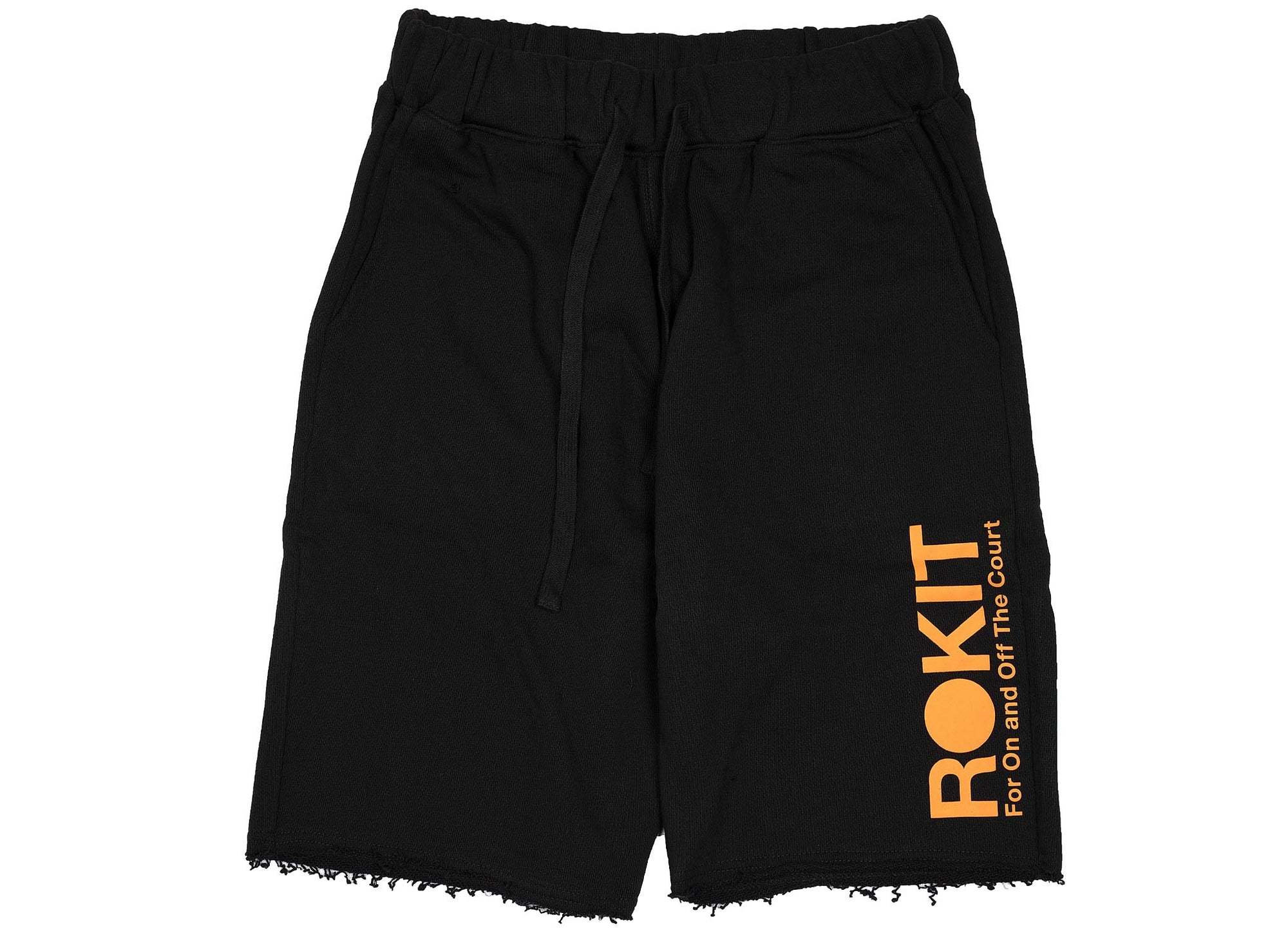 ROKIT the diver fleece short