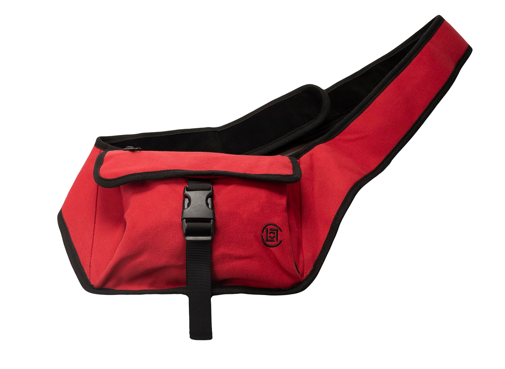 CLOT - shoulder bag red